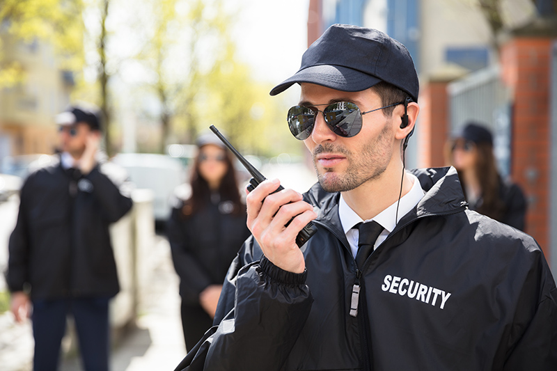 Cost Hiring Security For Event in Plymouth Devon